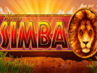 African Simba на зеркале Вулкан Старс