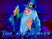 The Alchemist в клубе Старс Вулкан